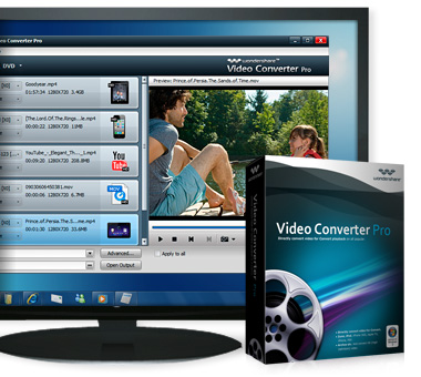 Wondershare Video Converter Pro v6.6.0.2 - ITA